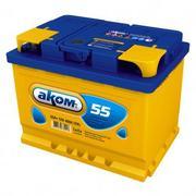 Аккумуляторы АКОМ (Akom) | низкие цены,  зачет старого АКБ