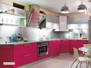Порадуем любимую новой кухней''Фуксия'' Доставка