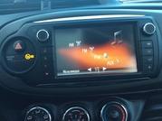 Система мультимедиа Toyota Yaris 2014г