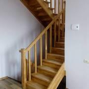 Лестницы межэтажные деревянные любой сложности. Соответствие СНиП. Гарантия.