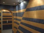 Потолки из панелей ПВХ,  монтаж и обшивка пластиковыми панелями любых п
