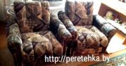 Перетяжка ремонт реставрация обивка мягкой мебели в  Минске в Гомеле