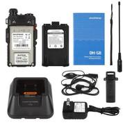 Рация цифровая Baofeng DM 5R PLUS,  Tier II,  Репитер,  антенна новая