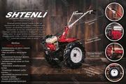 Культиватор Shtenli 1030 (8, 5) колёса 7х12 без вом