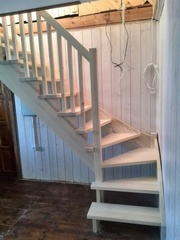 Надежная лестница на дачу и в дом по выгодной цене. 44-579-5000 Звоните