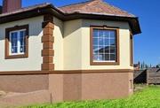 Утепление фасадов. Отделка фасадов зданий (коттеджей,  домов,  дач,  пром