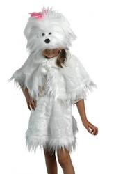 детские маскарадные костюмы из меха в аренду, пошив