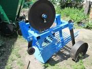 Картофелекопалка КП-01Л для тяжёлых мотоблоком и минитракторов