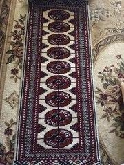 Туркменские ковры ручной работы