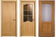 Межкомнатные шпонированные двери. Рассрочка