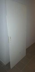 Полотно Дверное Деревянное Тяжелое
