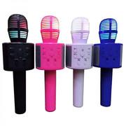 Беспроводной Bluetooth Караоке-микрофон