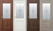 Межкомнатные двери экошпон. Новоселам скидки