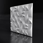Стеновая 3Д ( 3D) панель\'Вертикаль (500*500)