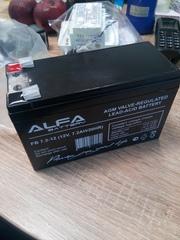 Герметичный аккумулятор для эхолотов,  навигаторов,  радиостанций
