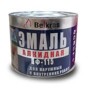 Краска эмаль ПФ-115 «Белкрас» от 2, 6 руб. за 1 кг.