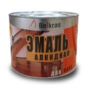 Краска эмаль для пола ПФ-266 «Белкрас» от 2, 5 руб. за 1 кг.