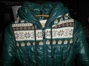 Зимнее пальто 42-44 размера