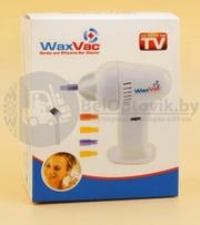 Бесконтактный очиститель ушей Wax Vac