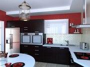 Уютная кухня ''Шериданс'' из ЛДСП под заказ