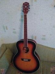 Гитара акустическая Washburn WJ7SATBM