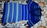 Платье туника вязаное шерстяное размер 46-48 теплое ТОРГ 80298546225