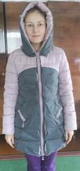 Куртка парка зима холофайбер размер L 46 ТОРГ 80298546225