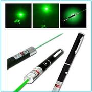 Лазерная указка Зелёная
