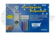Механический дозатор зубной пасты Touch me