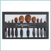 Набор кистей MAC Gold Collection Brush 10 штук
