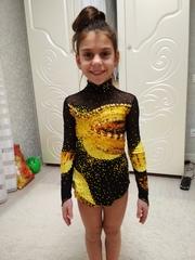 купальник для художественной гимнастики - прокат