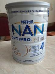 Детское питание NAN Optipro Plus 4