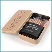 Набор кистей для макияжа Naked 3 urban decay 12 шт.