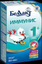 Продам детскую смесь Беллакт Иммунис +1