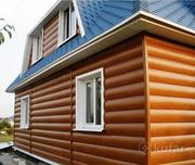 Отделка деревом,  блок-хаус,  вагонкой,  имитация бруса. Минск