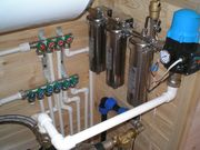 Монтаж горячего и холодного водоснабжения недорого. Минск