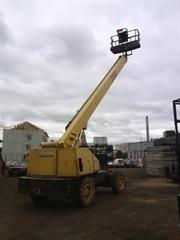 Телескопический подъемник Grove MZ 116D - 35, 5м