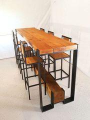 Набор Стол и 6 стульев