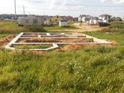 Бетонирование ленточных фундаментов в Минске