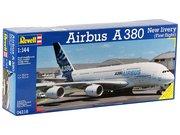 Сборные модели в маштабе 1:144 в ассортименте( авиалайнер Airbus A380,
