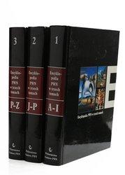 Encyklopedia PWN w trzech tomach (Warszawa,  1999)