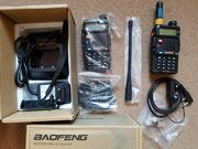 Рация Baofeng UV-5R радиостанция