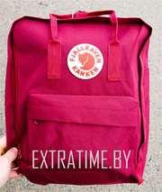 Молодежный рюкзак Kanken Fjallraven МАЛИНОВЫЙ (Высокое качество)