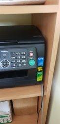 Телефон,  принтер,  сканер Panasonik kx-MB2020 в хор. сост.
