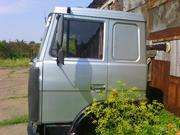 Кабина МАЗ 5516,  6422. Замена каркаса кабины МАЗ со спальным местом.