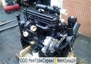 Текущий/капитальный ремонт двигателя ммз д-245 евро 3
