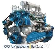 Текущий/капитальный ремонт двигателя ммз д-260.5с