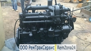 Текущий/капитальный ремонт двигателя ммз д-260.11