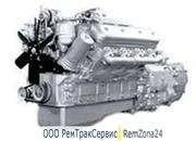 Двигатель ДВС ЯМЗ 238 из ремонта с обменом