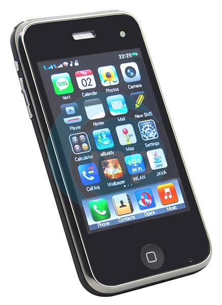 Iphone J2000 Китайский